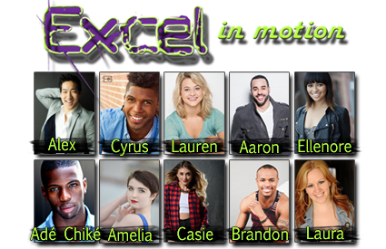 Excel in Motion Dance Convention